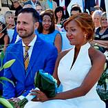 testimonio de novio de una boda